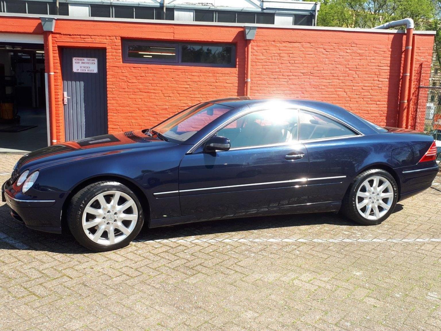 Mercedes-Benz-CL-Klasse-2