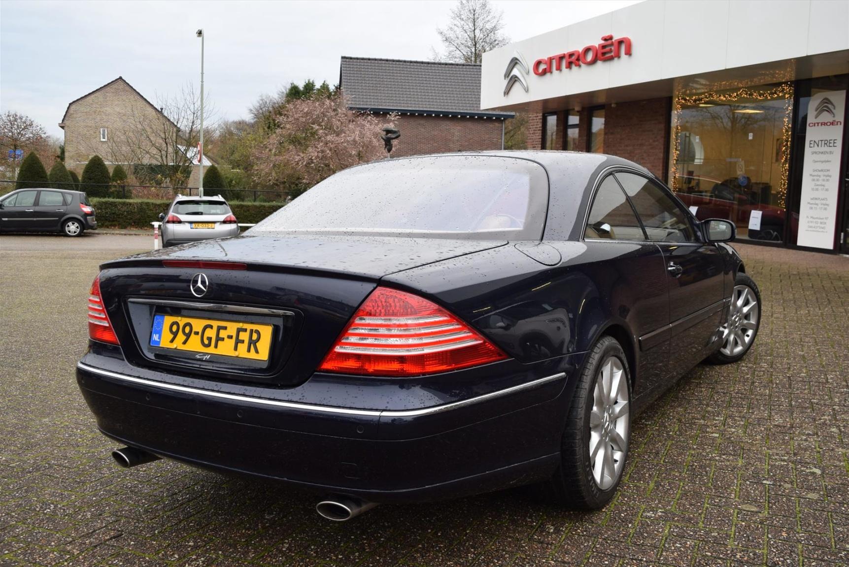 Mercedes-Benz-CL-Klasse-1