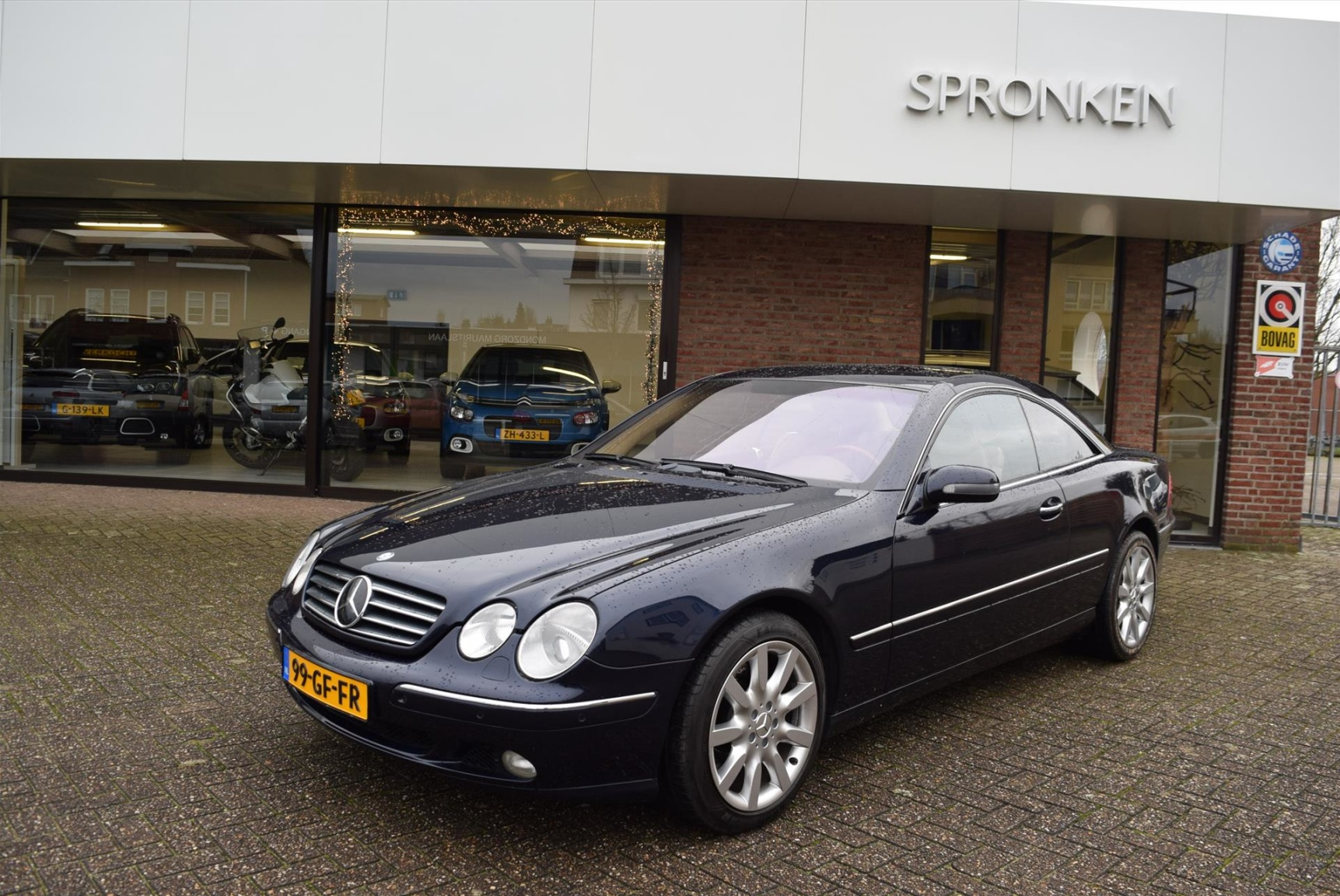Mercedes-Benz-CL-Klasse-0